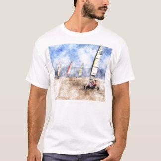 Het Rennen van Blokart Concurrentie T Shirt