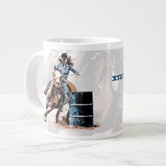 Het Rennen van het vat Grote Koffiekop