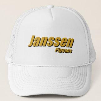 Het rennen van Janssen Duiven Trucker Pet