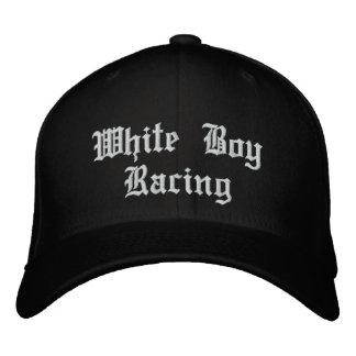 Het Rennen van WhiteBoy Geborduurde Pet