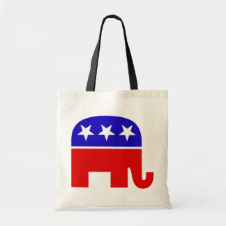 Het republikeinse Canvas tas van de Olifant