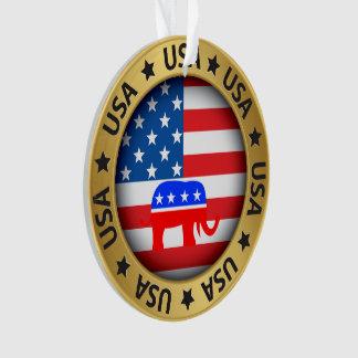 Het Republikeinse Ornament van de V.S.