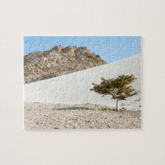Het reuze duin van het zand - Delisha, Socotra Legpuzzel