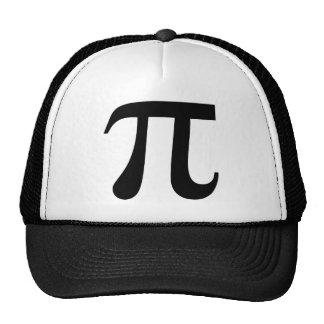 """Het reuze Symbool van """"Pi"""" Pet"""
