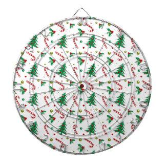 Het Riet, de Maretak, en de Kerstbomen van het Dartbord