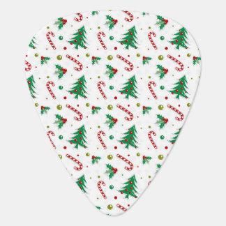 Het Riet, de Maretak, en de Kerstbomen van het Gitaar Plectrum 0