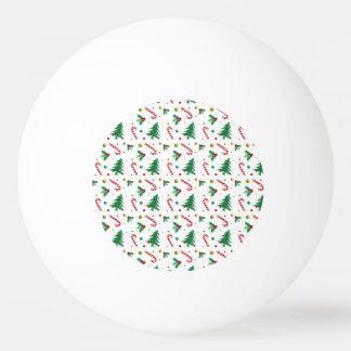 Het Riet, de Maretak, en de Kerstbomen van het Pingpongballetjes