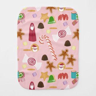 Het Riet en de Chocolade van het snoep op Roze Monddoekje