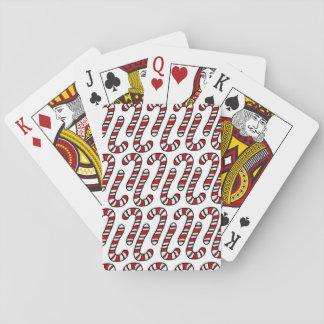 Het Riet van het snoep Speelkaarten
