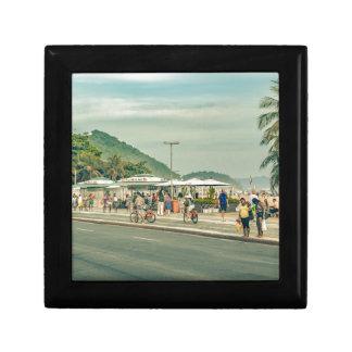 Het Rio de Janeiro Brazilië van de Stoep van Decoratiedoosje
