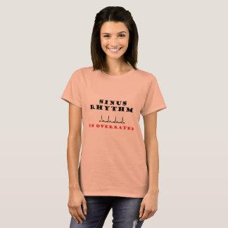 Het Ritme van de sinus is Overschat T Shirt