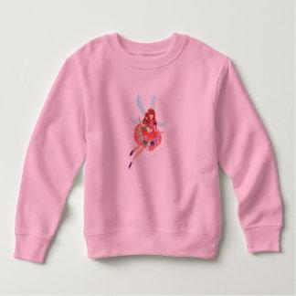 Het robijnrode Officiële Sweatshirt van de Vacht