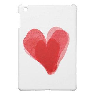 HET RODE HART VAN VALENTIJN iPad MINI HOESJES