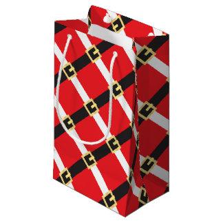Het rode Kostuum van de Kerstman Klein Cadeauzakje