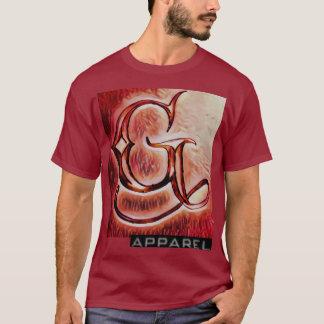 Het rode Overhemd van de Kleding van G T Shirt