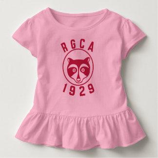 Het Rode Overhemd van de Peuter van het Logo RGCA Kinder Shirts