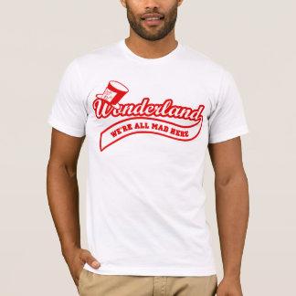(Het rode) Sprookjesland van het team T Shirt