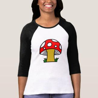 Het rode Zwarte Witte Overhemd van het T-shirt van