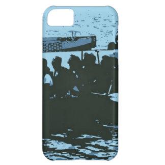 Het Roeien van de draak iPhone 5C Hoesje