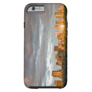 Het roeien van het zeil op Charles River bij Tough iPhone 6 Hoesje