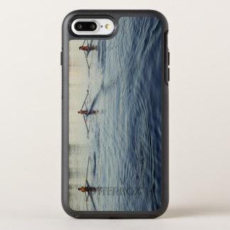 Het Roeien van mensen OtterBox Symmetry iPhone 7 Plus Hoesje