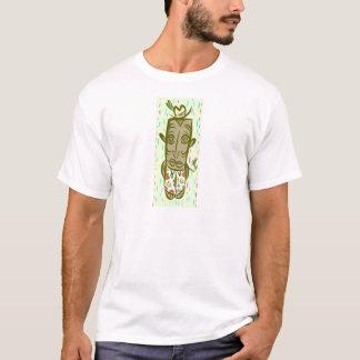 Het roken Tiki T Shirt