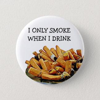 Het roken van en het Drink van de Knoop van de