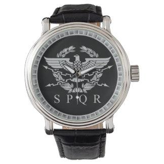 Het Roman Horloge van het Embleem van het Imperium