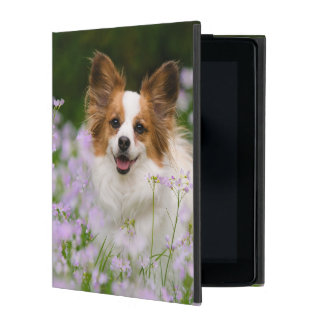 Het Romantische Portret beschermende Hardcase van iPad Hoesje