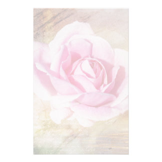 Het romantische Roze nam toe Briefpapier