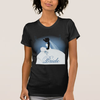 het romantische vintage vrijgezellenfeest van het t shirt