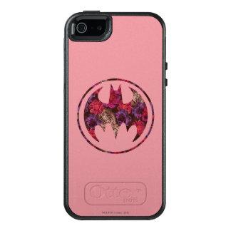 Het rood nam het Signaal van de Knuppel toe OtterBox iPhone 5/5s/SE Hoesje