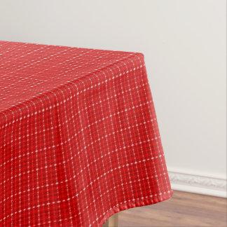 Het rood nam Marmeren Tafelkleed texture#25-C nu