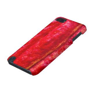 het rood van de cacaopeul iPod touch 5G hoesje