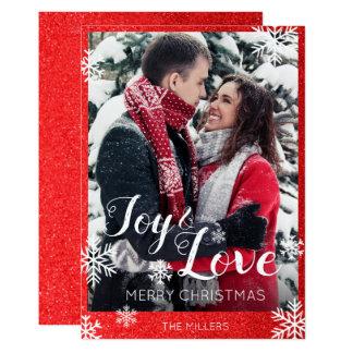 Het Rood van de vreugde en van de Liefde schittert Kaart