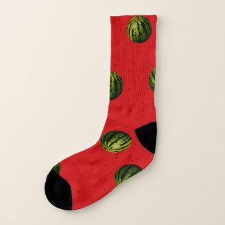 Het Rood van de watermeloen Sokken