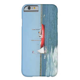 Het Rood van Nantucket Barely There iPhone 6 Hoesje