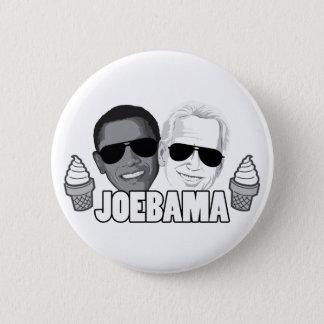 Het Roomijs van JoeBama Ronde Button 5,7 Cm