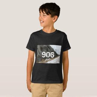 Het rotsachtige T-shirt van het Schiereiland van