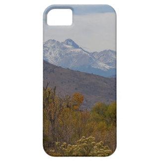 Het rotsachtige Uitzicht van de Uitlopers van de Barely There iPhone 5 Hoesje