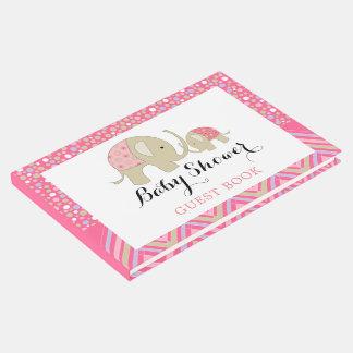 Het roze Boheemse Baby shower van de Olifant en