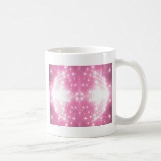 Het roze Fonkelen Kaleidasope Koffiemok
