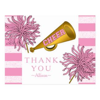 Het roze Goud van | juicht de Partij van de Briefkaart