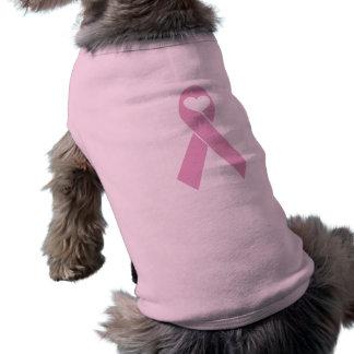 Het roze Hart van het Lint Shirt
