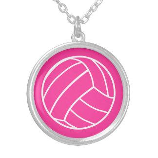 Het roze Ketting van het Volleyball