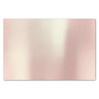 Het roze nam Goud bloost MetaalPoeder toe 25,4 X 38,1 Cm Zijdepapier