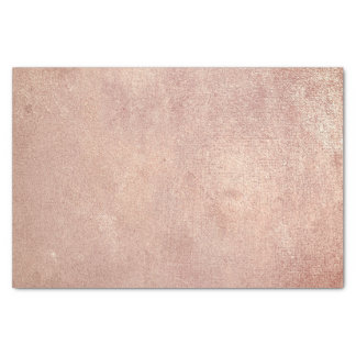 Het roze nam Gouden Metaal bloost de Perzik van Tissuepapier