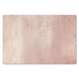 Het roze nam Gouden Metaal bloost Poeder toe Tissuepapier