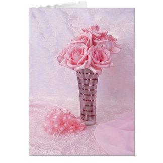 Het roze nam III toe Kaart