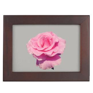 Het roze nam toe herinneringen doosje